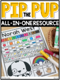 Pip the Pup All-in-One Resource Mat