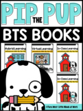 Pip the Pup Back to School 2020 Books  | FREEBIE DOWNLOAD |