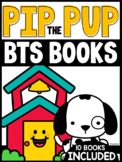 Pip the Pup Back to School Books [a set of 10 NEW Pip Books]