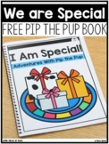 Pip the Pup: We Are Special  | FREEBIE DOWNLOAD |