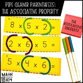 The Associative Property of Multiplication Activity | Digital and Print