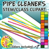 Pipecleaner clipart