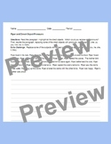 Piper and Object Pronouns Worksheet (Pixar Animated Short)