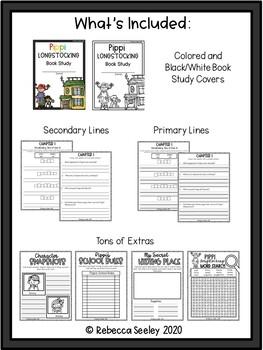 Pippi Longstocking: A Comprehensive Book Study