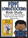 Pippi Longstocking: Book Study
