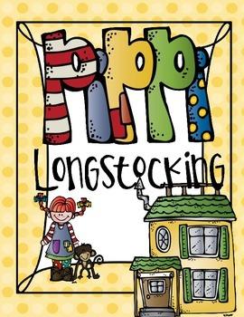 Pippi Longstocking Book Study