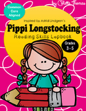 Pippi Longstocking Lapbook