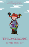 Pippi Longstocking Notebooking Pack