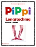 Pippi Longstocking Novel Study
