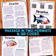 Piranha: Informational Article, QR Code Research & Fact Sort