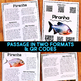 Piranha: Informational Article, QR Code Research & Fact Sort