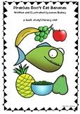 Piranhas Don't Eat Bananas Literacy Unit