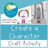 Piranhas, Monsters and Opera Singers: Craft Activity