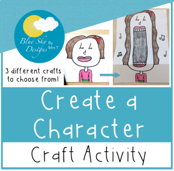 Piranhas and Monsters: Craft Activity