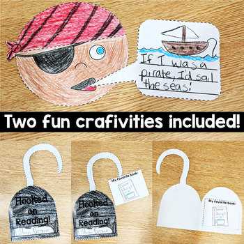Pirate Activities Bundle: Talk Like a Pirate Day