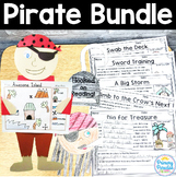 Talk Like a Pirate Day Activities Bundle