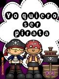 Pirates Activities in Spanish / Los Piratas en español.