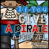 Pirate literacy and math activities
