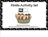 Pirate Activity Set for Smart Board