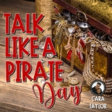 Pirate Activity Unit:  Talk Like a Pirate Day