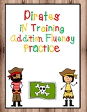 Pirate Addition Fluency Practice