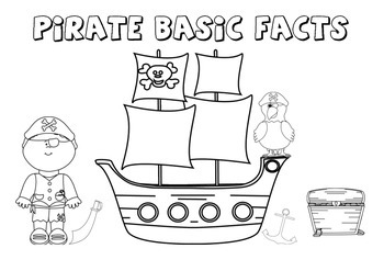 Pirate Addition and Subtraction