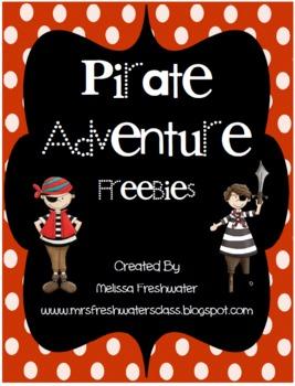 Pirate Adventure Freebie