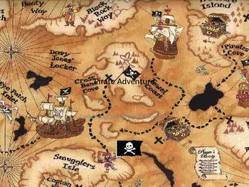 Pirate Adventure Game for Comparing and Ordering Numbers