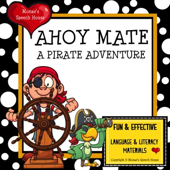 PIRATE INTERACTIVE SPEECH THERAPY