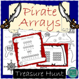 Pirate Arrays Treasure Hunt
