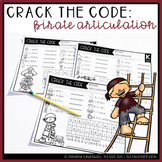 Pirate Articulation: Crack the Code