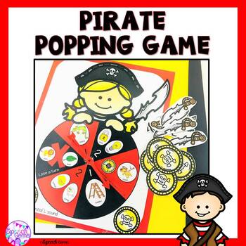 Pirate Articulation & Language Game Companion