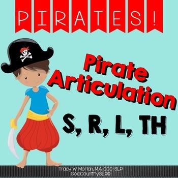 Pirate Articulation - S, R, L, Th 297 cards