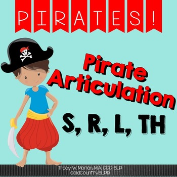 Pirate Articulation - S, R, L, Th 297 cards
