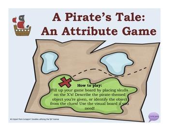 Pirate Attributes