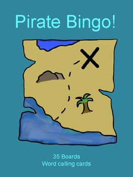 Pirate BINGO!