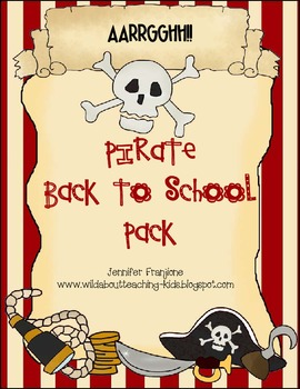 Pirate Back to School
