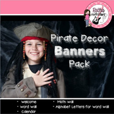 Pirate Banners Decor Pack
