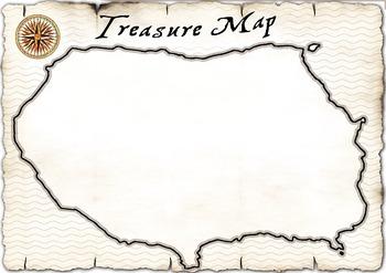 Pirate Battle Ship, Creative Writing, Map Making, Matching and more!