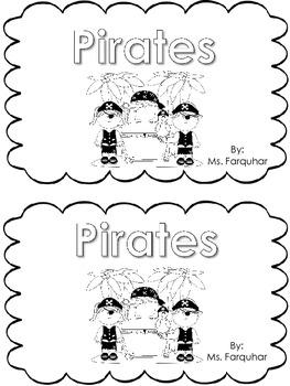 Pirate Beginner Reader