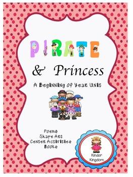 Pirate Beginning of Year Unit