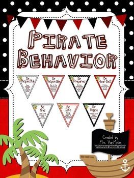 Pirate Behavior (PBIS)