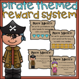 Pirate Behavior Punch Cards & Certificates + Ink Saving Option