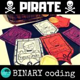 Pirate Binary Coding Unplugged