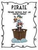 2017 - 2018 Pirate Binder Set