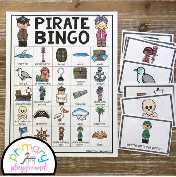 Pirate Bingo