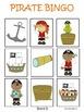 FREEBIE:  Pirate Bingo (listening & language skills)