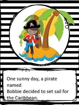 Pirate Bobbie Orff Exploration Story