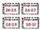 Pirate Book Bin Leveled Labels