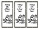 Pirate Bookmarks (Beginning of the School Year/Talk Like a Pirate Day)